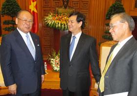 グェン・タン・ズン ベトナム社会主義共和国首相