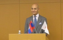 駐日バーレーン王国特命全権大使 ハリール・ビン・イブラヒーム・ハッサン閣下