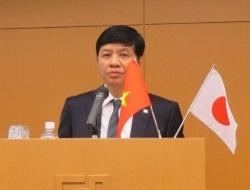 駐日ベトナム社会主義共和国  グエン・クオック・クオン特命全権大使