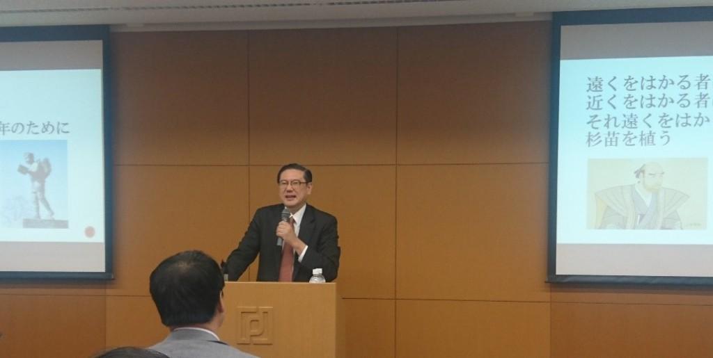 作家・政治史研究家 瀧澤中先生